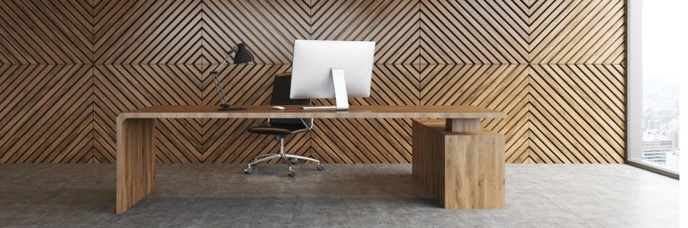 despacho madera