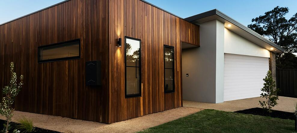 house architecture wood